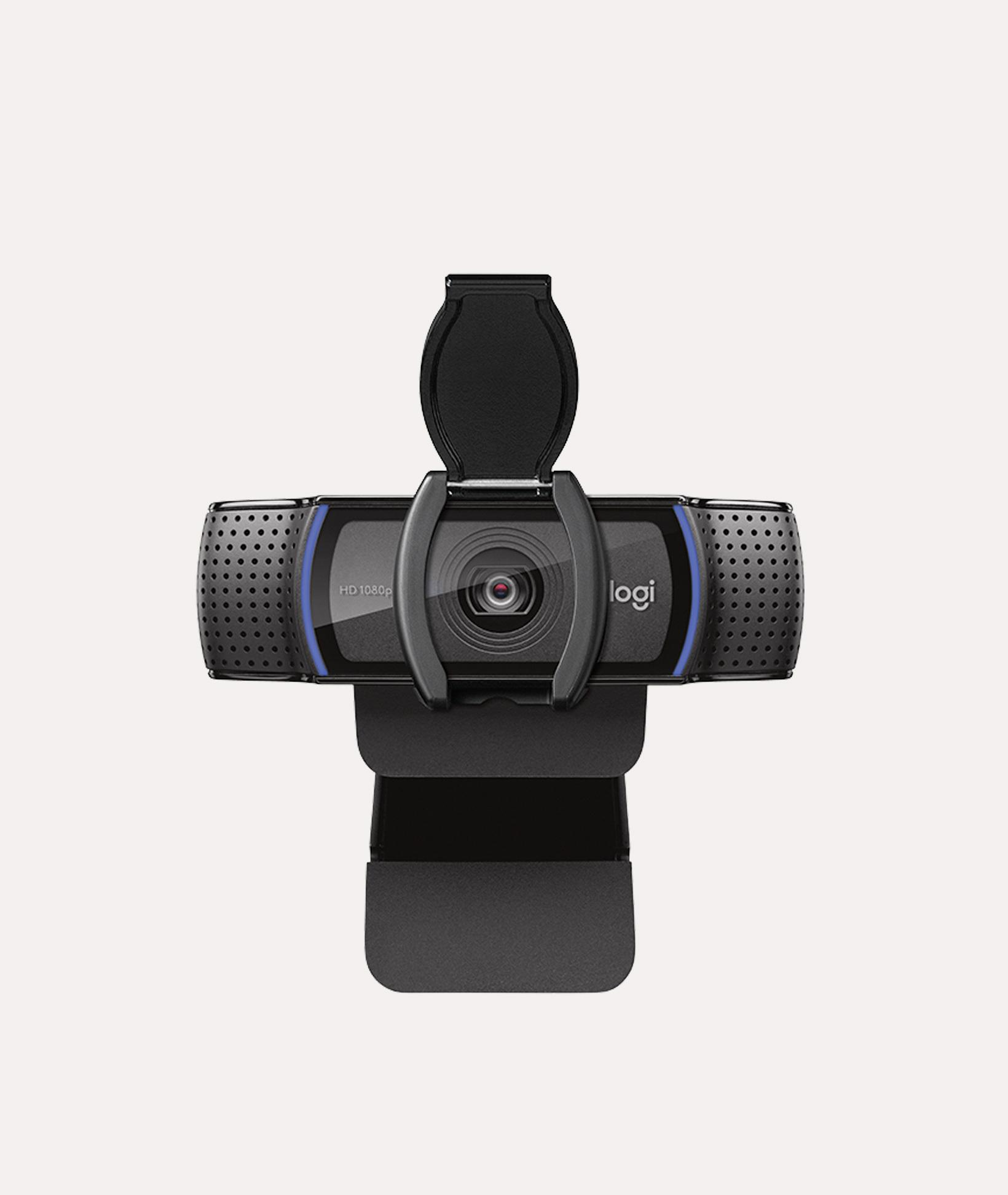 De Logitech C920 HD Pro Webcam voor Windows, Mac en Chrome OS | 1944x1640