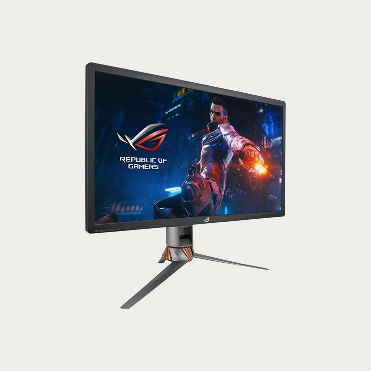 """Asus - Asus ROG 8"""" 8K UHD IPS Gaming Monitor"""