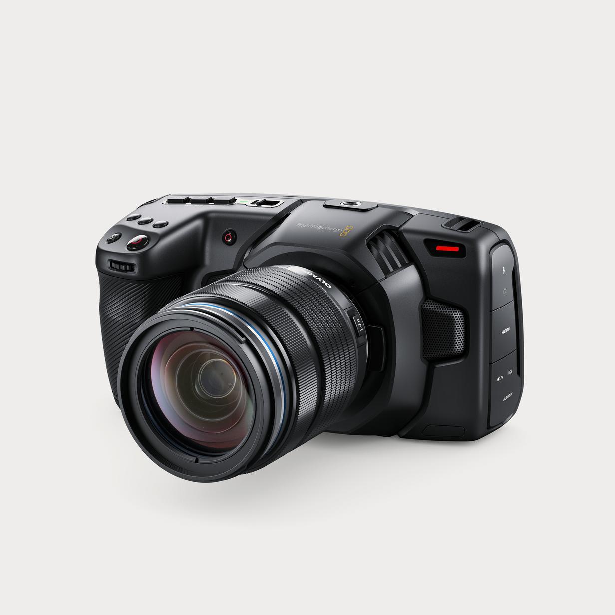 Blackmagic Blackmagic Pocket Cinema Camera 4k