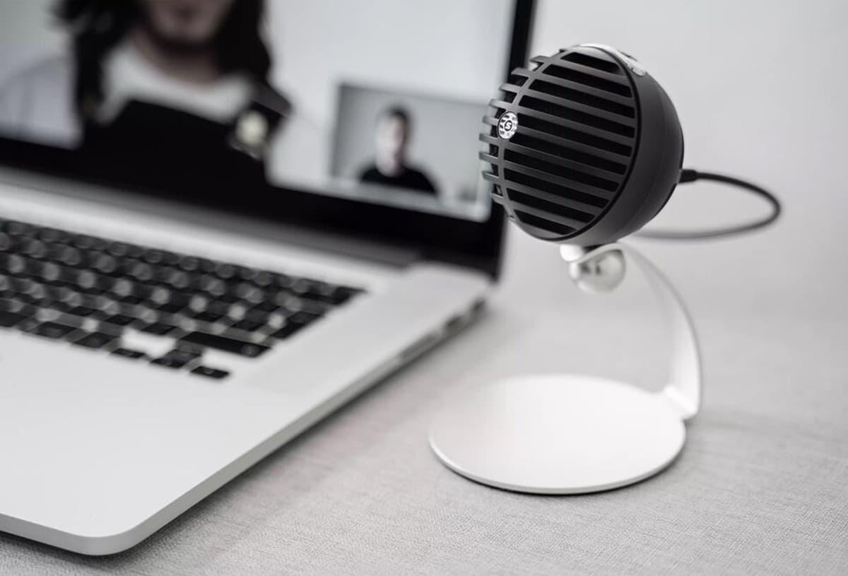 Shure - Shure - MV5C Home Office USB Microphone