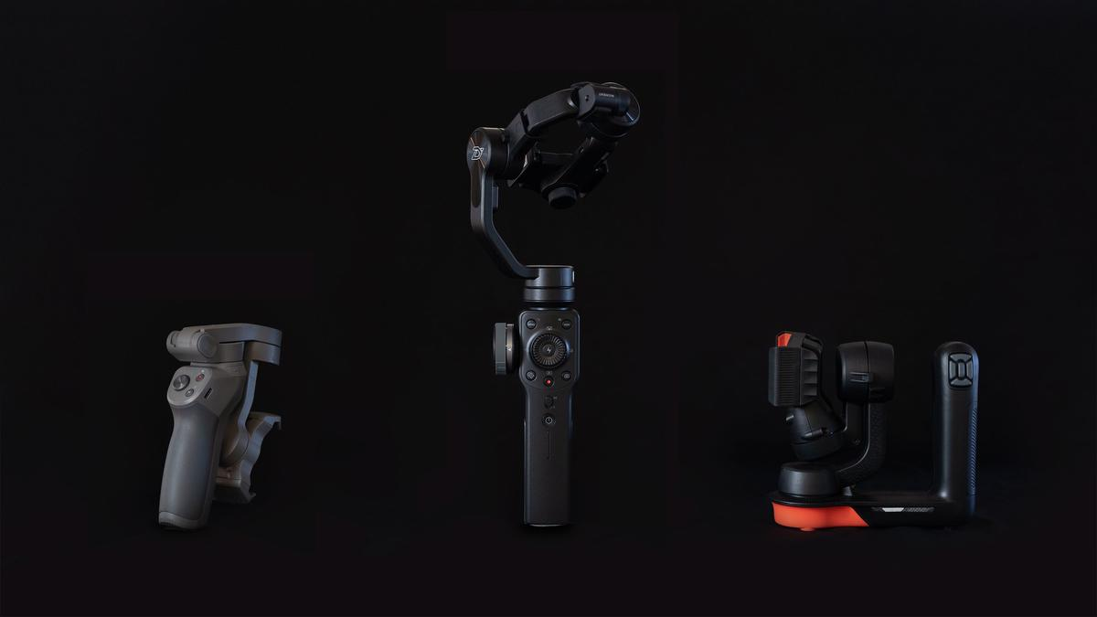 Best Smartphone Gimbal 2021 Moment   The Best Phone Gimbals of 2020
